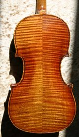 Violin for Henning Kraggerud by Francesco Dalla Quercia - Frank Eickmeyer