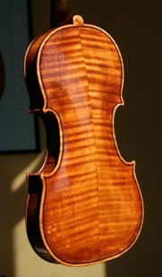 Antonio Testore Violin for Sofie Tveiten